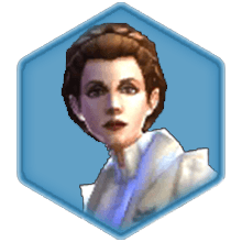 Rebel Officer Leia Organa