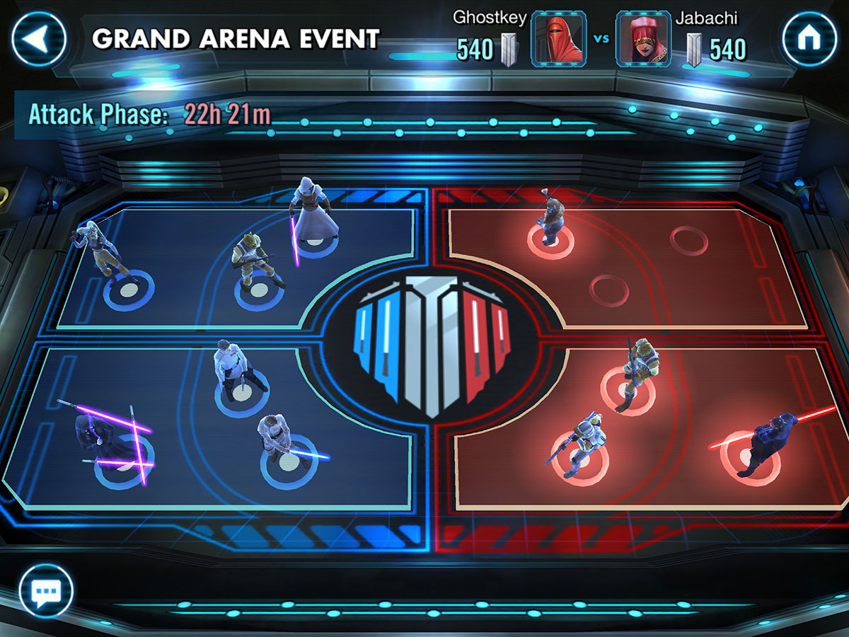 Grand Arena Championships - SWGoH Help Wiki