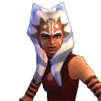 Ahsoka Tano REQUIRED