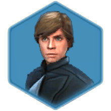 Jedi Knight Luke Skywalker